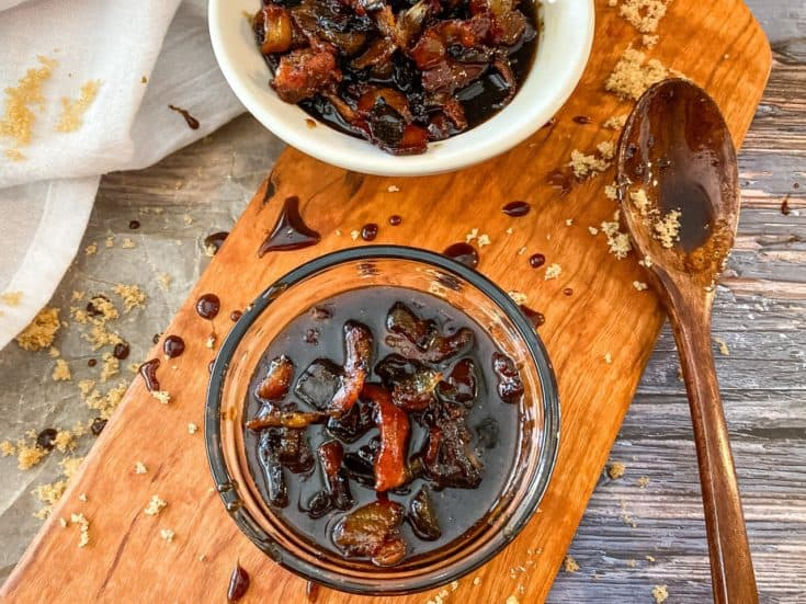 Mouthwatering Bacon Jam