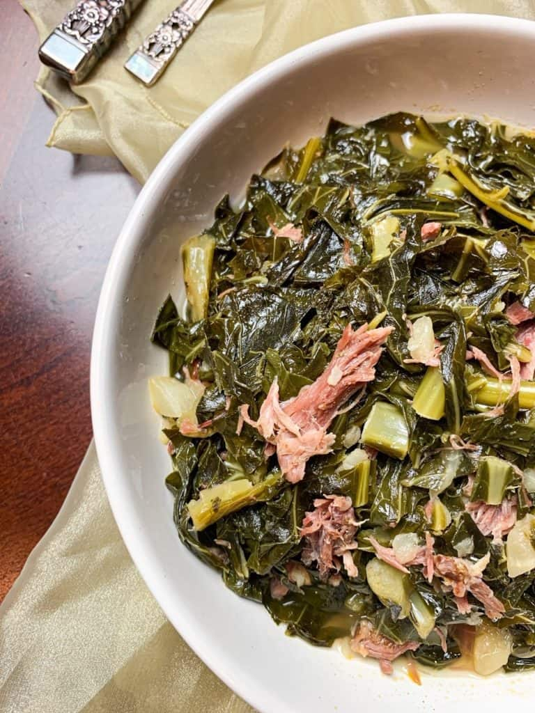 Tried and True Southern Collard Green's