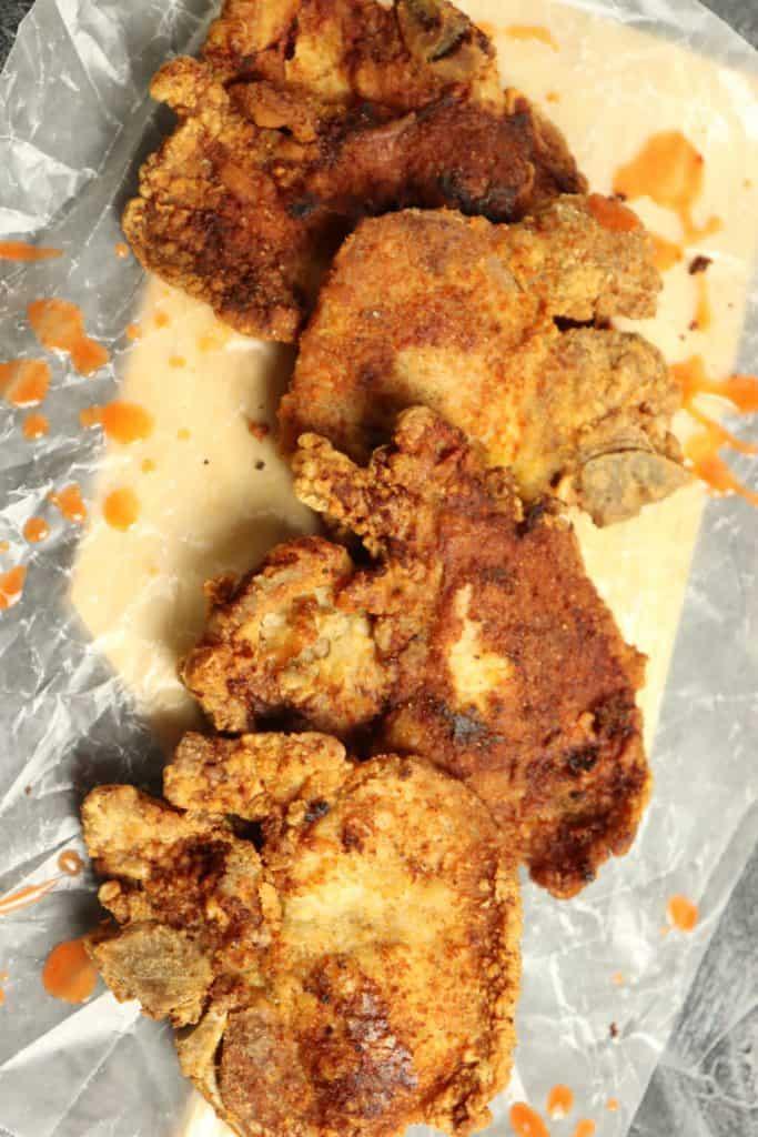 Perfectly Seasoned Fried Pork Chops