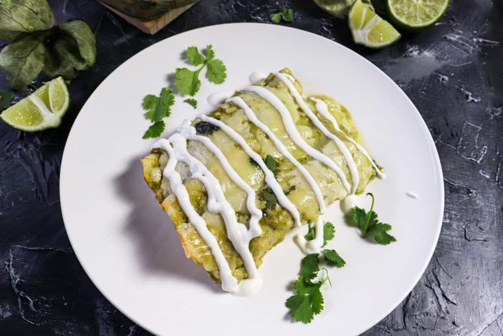 homemade green enchilada sauce homemade green enchilada sauce