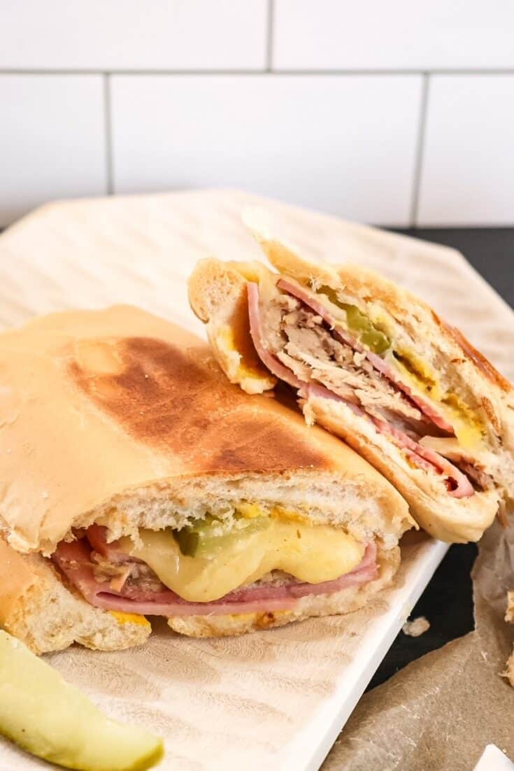 Delicious Cuban Sandwich with Instant Pot instructions