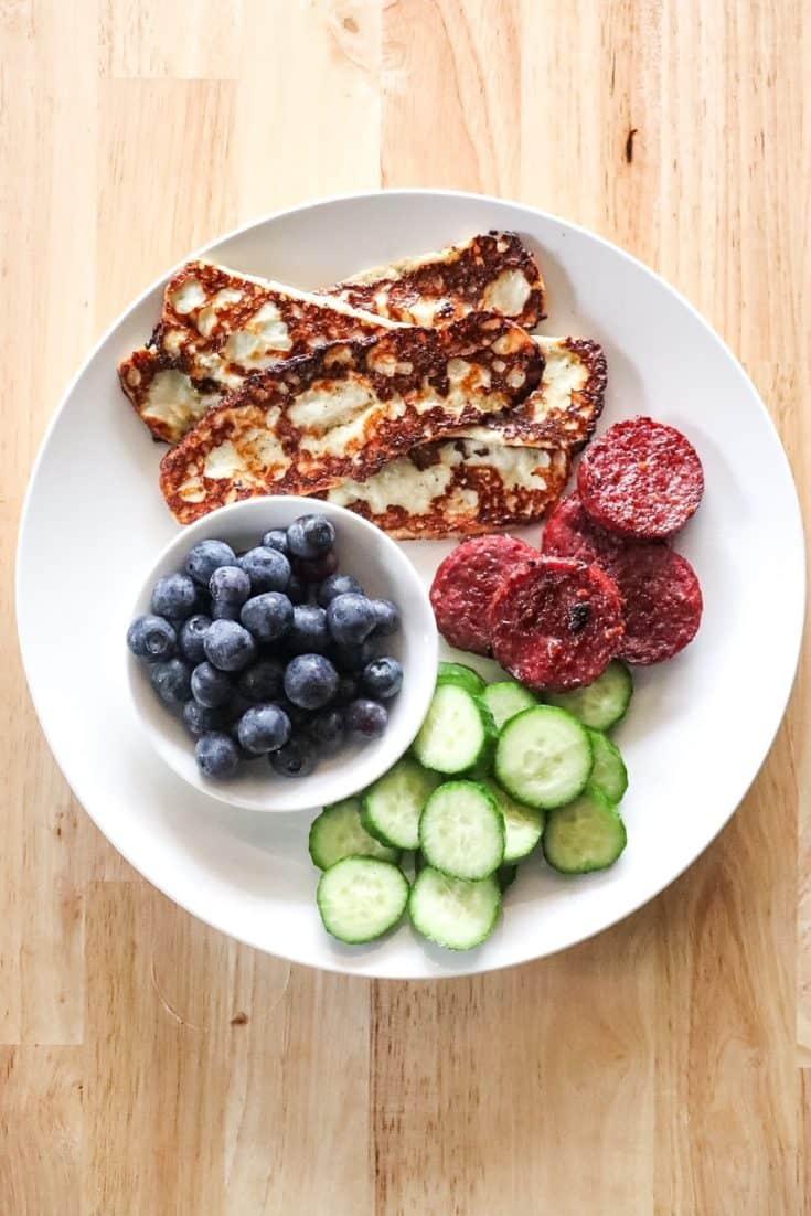 Low-Carb Breakfast Idea